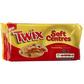 Miękkie ciasteczka o smaku Twix 906459