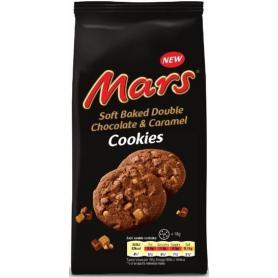 Miękkie ciasteczka o smaku Mars 908040