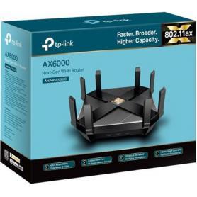 TP-LINK AX6000 Router bezprzewodowy Acher
