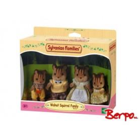 Epoch Sylvanian Families 4172 Rodzina wiewiórek