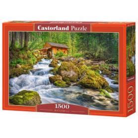 Castorland 151783 Młyn wodny