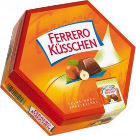 Ferrero Kusschen Bombonierka praliny 20 szt 159027