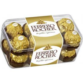 Ferrero Rocher 200 g 16 pralin 163826