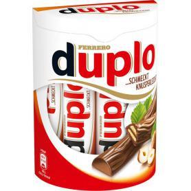 Ferrero Duplo Batoniki orzechowe 10 szt 301020