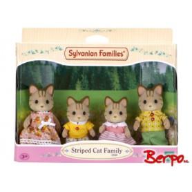 Epoch Sylvanian Families rodzina kotków 5180