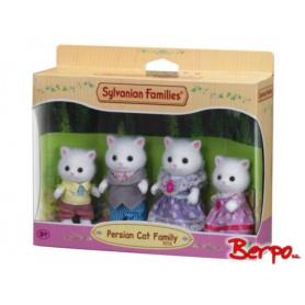 Epoch Sylvanian Families Rodzina kotów 5216