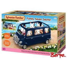 Epoch Sylvanian Rodzinny minivan 5274