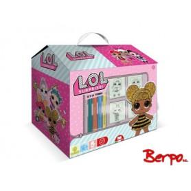 MGA 099807 Lalka LOL Surprise Kreatywny domek