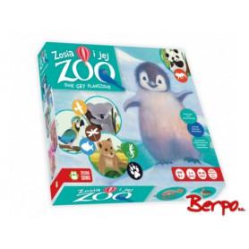 Zielona Sowa Zosia i jej Zoo 117424