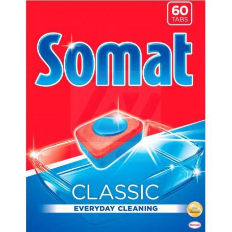 Somat 347746 Tabletki do zmywarki Classic 60szt