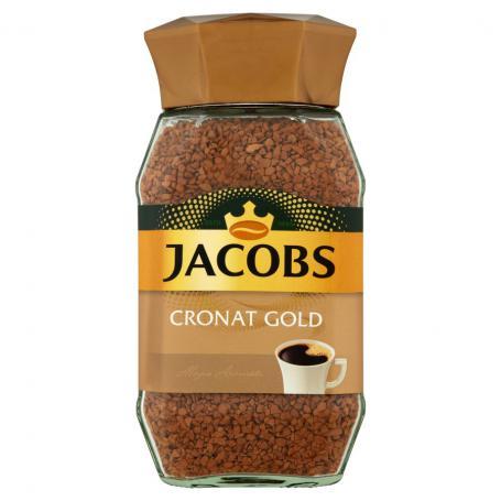 Jacobs Cronat Gold kawa rozpuszczalna 200g 513767