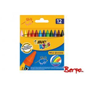 BIC 616834 kredki świecowe 12 sztuk