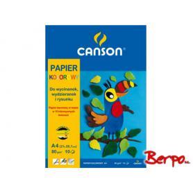 Canson Papier kolorowy A4 052784
