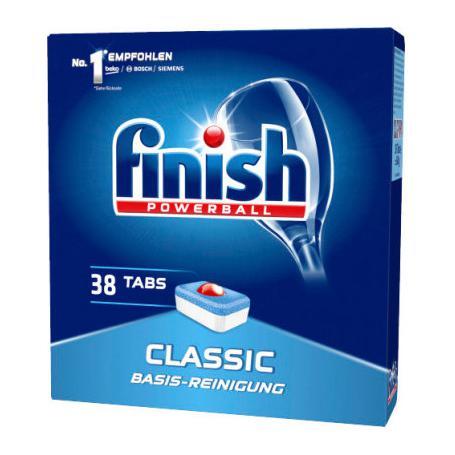 Finish 123217 Powerball tabletki do zmywarki 38