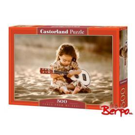 Castorland 052288 Puzzle Dźwięki z mojej duszy