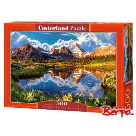 Castorland Góry w lustrze jeziora 052417