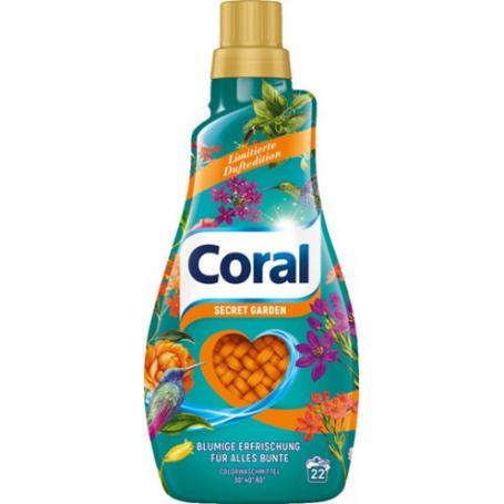 Coral żel do prania kolor 1,1l 907234