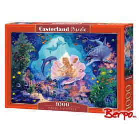 Castorland 103966 Puzzle Perłowa księżniczka