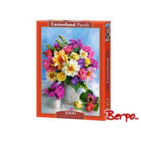 Castorland 151516 1500el. Bukiet kwiatów