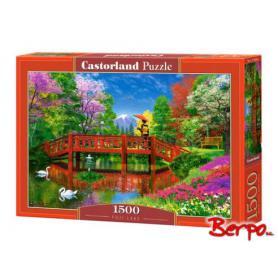 Castorland 151608 Puzzle Jezioro Fuji