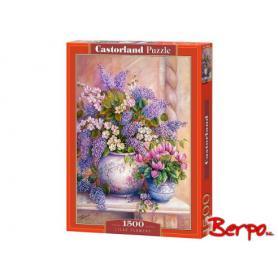 Castorland 151653 Puzzle Bukiet bzów