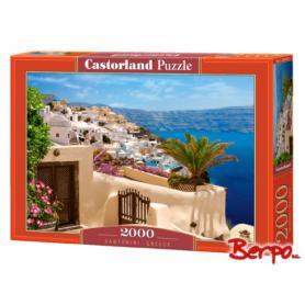 Castorland 200672 Puzzle Santorrini