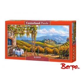 Castorland 400249 Vineyard Village