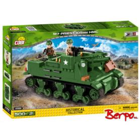 COBI 2386 M7 Priest Historical collection