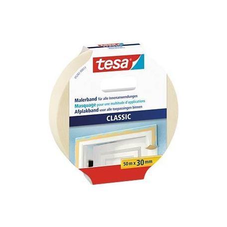 Tesa 062895 Taśma malarska Classic 50m x 30mm