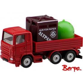 Siku 0828 Ciężarówka recyklingu