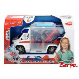 Dickie Ambulans zestaw lekarski 038327