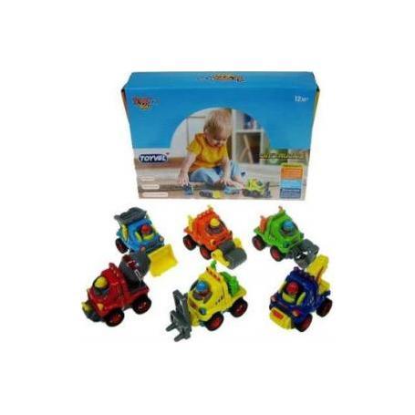 Hipo 027341 Auta budowlane