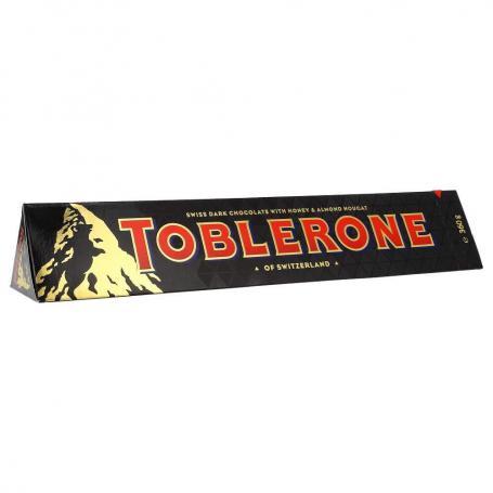 Toblerone Czekolada gorzka 360g 496607