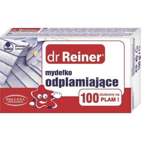 Dr.Reiner Mydełko odplamiające 100g  003839