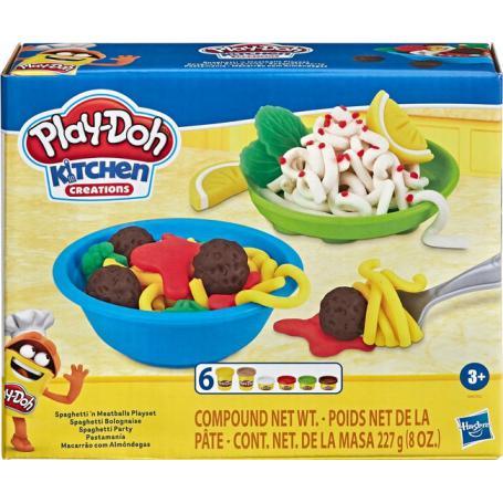 HASBRO Play-Doh Spaghetti z klopsikami E8680