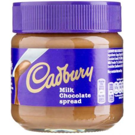 Cadbury 621425 Krem czekoladowy belgijski 180 g