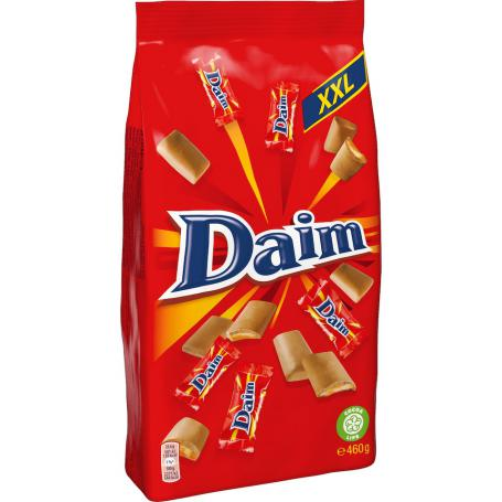 Daim 678065 Minis Chrupiące czekoladki XXL 460g