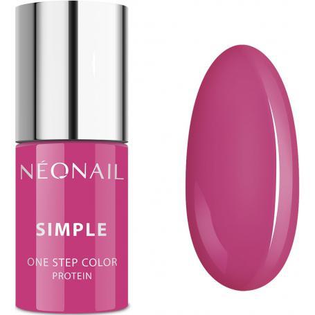 NeoNail Lakier hybrydowy Simple 3w1 7,2g 8128-7