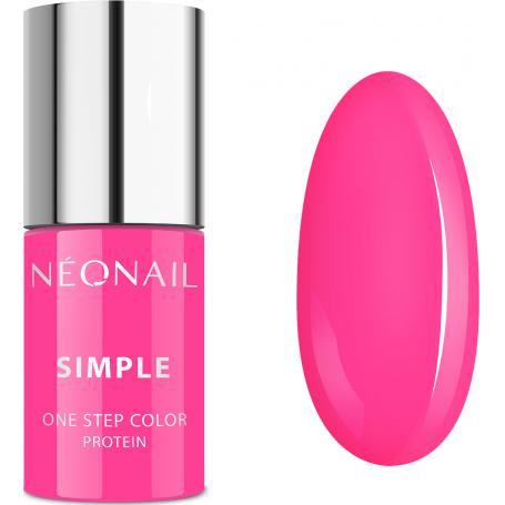 NeoNail Lakier hybrydowy Simple 3w1 7,2g 8129-7