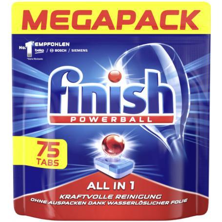 Finish Powerball tabletki do zmywarki 75szt 143260
