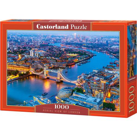 Castorland 104291 Aerial view of London