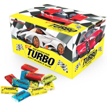 Power 069075 Gum Guma Turbo 100 szt