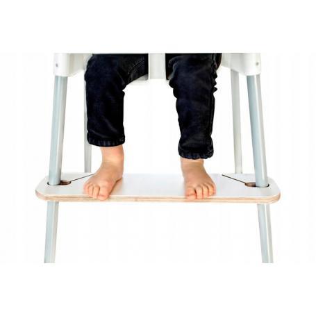PIMI 372504 Regulowany podnóżek do krzesełka Ikea