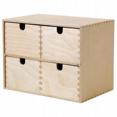 IKEA MOPPE 202.218.64 Minikomoda 29x18x22 cm