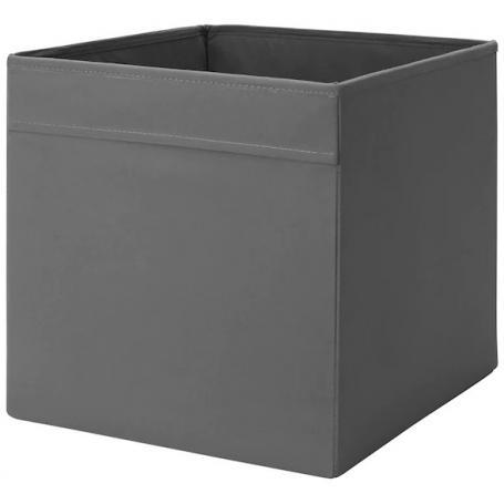 IKEA DRONA 104.439.74 Pudełko szare 33x38x33 cm