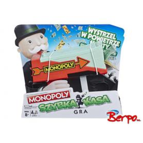 HASBRO E3037 Monopoly Szybka kasa