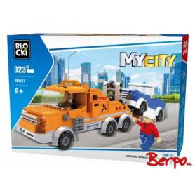 BLOCKI KB0217 MyCity Pomoc drogowa