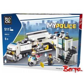 BLOCKI KB6727 MyPolice Mobilna komenda