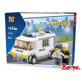 BLOCKI KB6730 MyPolice Więźniarka