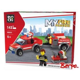 BLOCKI KB8055 MyFire Brigade